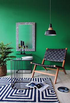 Stylish Dark Green Walls Living Room Design Ideas – Decorating Ideas - Home Decor Ideas and Tips Living Room Green, Green Rooms, Interior Design Living Room, Living Room Designs, Interior Decorating, Decorating Ideas, Decor Room, Living Room Decor, Home Decor