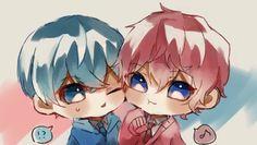 Anime Base Chibi, Prince, Strawberry, Strawberry Fruit, Strawberries, Strawberry Plant