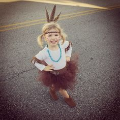 Toddler girl costume! Pocahontas or a little Indian girl! COSTUME FOR SALE!
