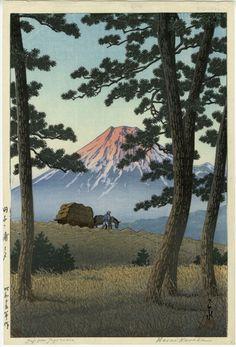 Kawase Hasui  Year:c.1950