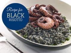 Croatian Cooking: Black Risotto Recipe {Crni rižot} http://www.chasingthedonkey.com/croatian-cooking-black-risotto-recipe-crni-rizot/?utm_campaign=coschedule&utm_source=pinterest&utm_medium=Chasing%20the%20Donkey%20(TRAVEL%20BUCKET%20LIST)&utm_content=Croatian%20Cooking%3A%20Black%20Risotto%20Recipe%20%7BCrni%20ri%C5%BEot%7D