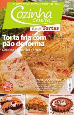 Cozinha Caseira ed38 - Esp Tortas  Especial Tortas