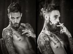 Oh, Boy! Feature Interview with model Billy Huxley up on reneeruin.com now!
