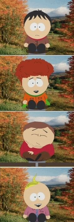 South Park picture day