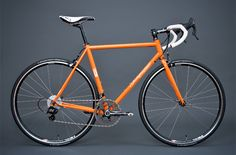 Independent Fabrication: Handmade one-of-a kind steel and titanium road, cyclocross, and mountain bikes.