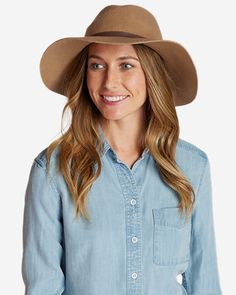 Women's Lost Lake Felt Hat