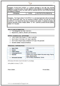 Prasanth resume b tech eee  Sample Resume Format Ece Freshers B Tech Ece Fresher Resume Free Download Cv  Resume Samples