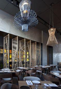 Taizu Restaurant / Pitsou Kedem Architects + Baranowitz-Amit Design Studio: