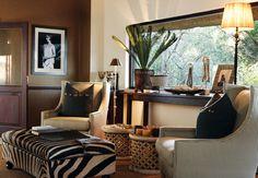 #home #homedecor #decoration #safari #african #livingroom