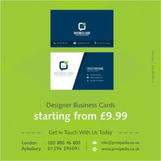 #Designer   #Business  Cards starting from £9.99 !  Get in Touch With Us Today Aylesbury: 01296-295091  #BusinessCards   #Aylesbury   #Buckinghamshire   #London   #Bucks   #Leeds #Kent   #Amersham   #Shoreditch   #Design   #Tring   #Oxford    http://printpedia.co.uk