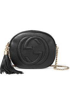 cce50c91a7 GUCCI Soho Mini Textured-Leather Shoulder Bag.  gucci  bags  shoulder bags