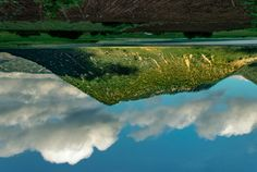 Upside down! #nature #clouds #landscape #travelphotography #hills #natureporn #india