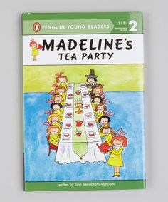 Madelines Tea Party Hardcover | Daily deals for moms, babies and kids