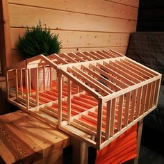 Домик в домике. #dubldom #dubldomspb #tinyhouse #spb #modular #architecture #дубльдом #спб #архитектура #каркасныйдом #дачныйдом #welcome by leypiasuo