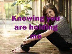 Francesca Battistelli -I'm Letting Go Lyrics