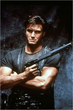 Punisher : Photo Dolph Lundgren, Mark Goldblatt