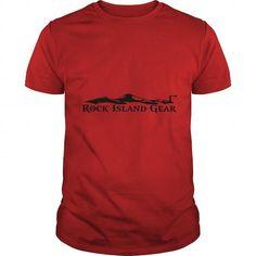 Awesome Tee   Budget -  Rock Island Gear - T-Shirt Shirts & Tees