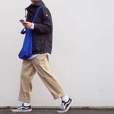 Really comfy dickies pants Look Fashion, Urban Fashion, Mens Fashion, Fashion Outfits, Fashion Trends, Men Street, Street Wear, Looks Style, My Style