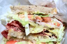 If you live and work in San Francisco here are the 10 Best #Sandwiches - #SanFrancisco #Lunch