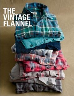 Love my flannels