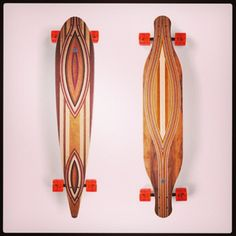 Check out these American-made Longboards, manufactured in Los Angeles, CA by Loyal Dean. Purchase to turn reclaimed wood into downhill cruising and support 4 American workers. Gets you 5306 Boom™ Points. Long Skate, Longboard Decks, Skate Surf, Longboarding, Deck Design, Made In America, Skateboards, American Made, Surfboard