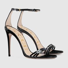 Gucci Patent leather sandal Detail 2