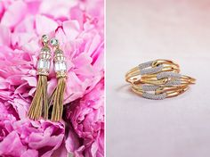 You'll Want to Wear This Blogger's Jewelry to All Your Spring Weddings via Brit + Co.
