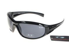 Oakley Womens Sunglasses Black Frame Gray Lens 1221 [ok-2246] - $12.50 : Cheap Sunglasses,Cheap Sunglasses On sale