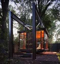 Tea House / David Jameson Architect