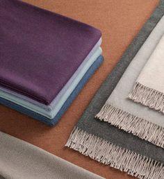 Decken und Plaids-linenproject.com