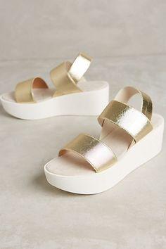 Sandi Platforms  anthropologie Flat Sandals, Shoes Sandals, Flat Platform  Sandals, Shoe Boots b606f8b432