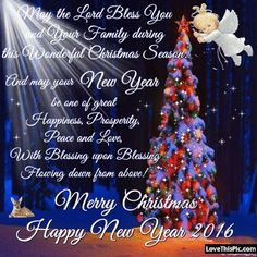 Merry Christmas and Happy New Year! quotes about Christmas Jesus Christmas quotes .