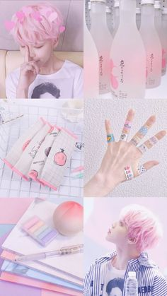 jimoodies🌈 K Pop Wallpaper, Jimin Wallpaper, Iphone Wallpaper, Aesthetic Pastel Wallpaper, Aesthetic Backgrounds, Aesthetic Wallpapers, Aesthetic Colors, Aesthetic Collage, Bts Jimin