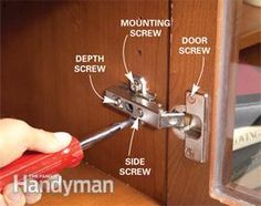 Home Repair How to Fix Kitchen Cabinets The o u0027jays Drawers and