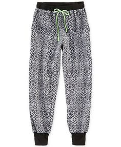 Beautees Girls' Jogger Pants