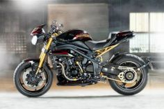 Triumph Speed Triple customizzata
