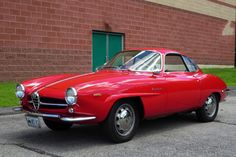 Just Listed: 1965 Alfa Romeo Giulia 1600 Sprint Speciale | Automobile Magazine  ||  If you're not financially healthy enough to spend millions on a coachbuilt Ferrari, consider Bring a Trailer's 1965 Alfa Romeo Giulia Sprint Speciale. http://www.automobilemag.com/news/just-listed-1965-alfa-romeo-giulia-1600-sprint-speciale/?utm_campaign=crowdfire&utm_content=crowdfire&utm_medium=social&utm_source=pinterest