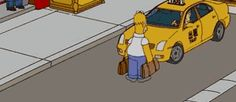 Bart Simpson, Funny, Lol, Animation, Humor, Fictional Characters, Taxi, Funny Stuff, Sisters