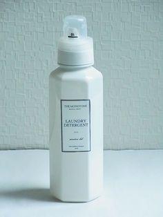 【白い容器】洗濯洗剤~セブンイレブンの液体洗剤ボトルでホワイト化~|白いお家のブログ