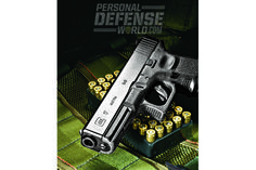 from the GLOCK AUTOPISTOLS 2011 issue: Romania's SOF GLOCKs: Austria's finest sidearm goes into combat with Romania's elite special operation forces!