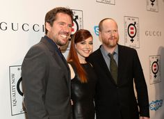 Alyson Hannigan Photos Photos - (L-R) Alexis Denisof, Alyson Hannigan and Honoree Joss Whedon attends Equality Now presents 'Make Equality Reality' at Montage Hotel on November 4, 2013 in Los Angeles, California. - Arrivals at the 'Make Equality Reality' Event in LA