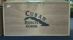 Cigar Box Lot Vintage Oversized Cuban Rejects by IndustrialPlanet