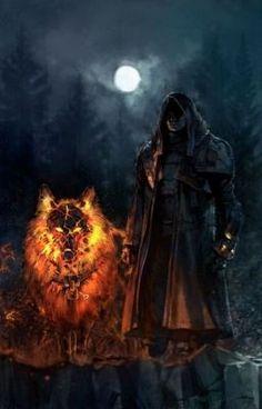 Fantasy Character Design, Character Inspiration, Character Art, Anime Wolf, Dark Fantasy Art, Fantasy Artwork, Fantasy Wolf, Rock Kunst, Wolf Artwork