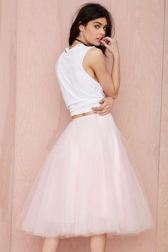 Wheels and Dollbaby Rowen Tulle Skirt | Shop Skirts at Nasty Gal