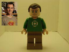 Dr. Sheldon Cooper, Ph.D, via Flickr.
