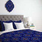 Found it at AllModern - Belle 13 Royal Damask Pattern Duvet Cover Collection $183