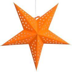 HometownEvolutionInc Solid Paper Star Light Color: