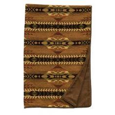 Stampede Throw Blanket