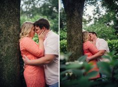 zoe anne photography // tallahassee engagement