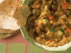 Rezept: Linsen-Zucchini-Curry